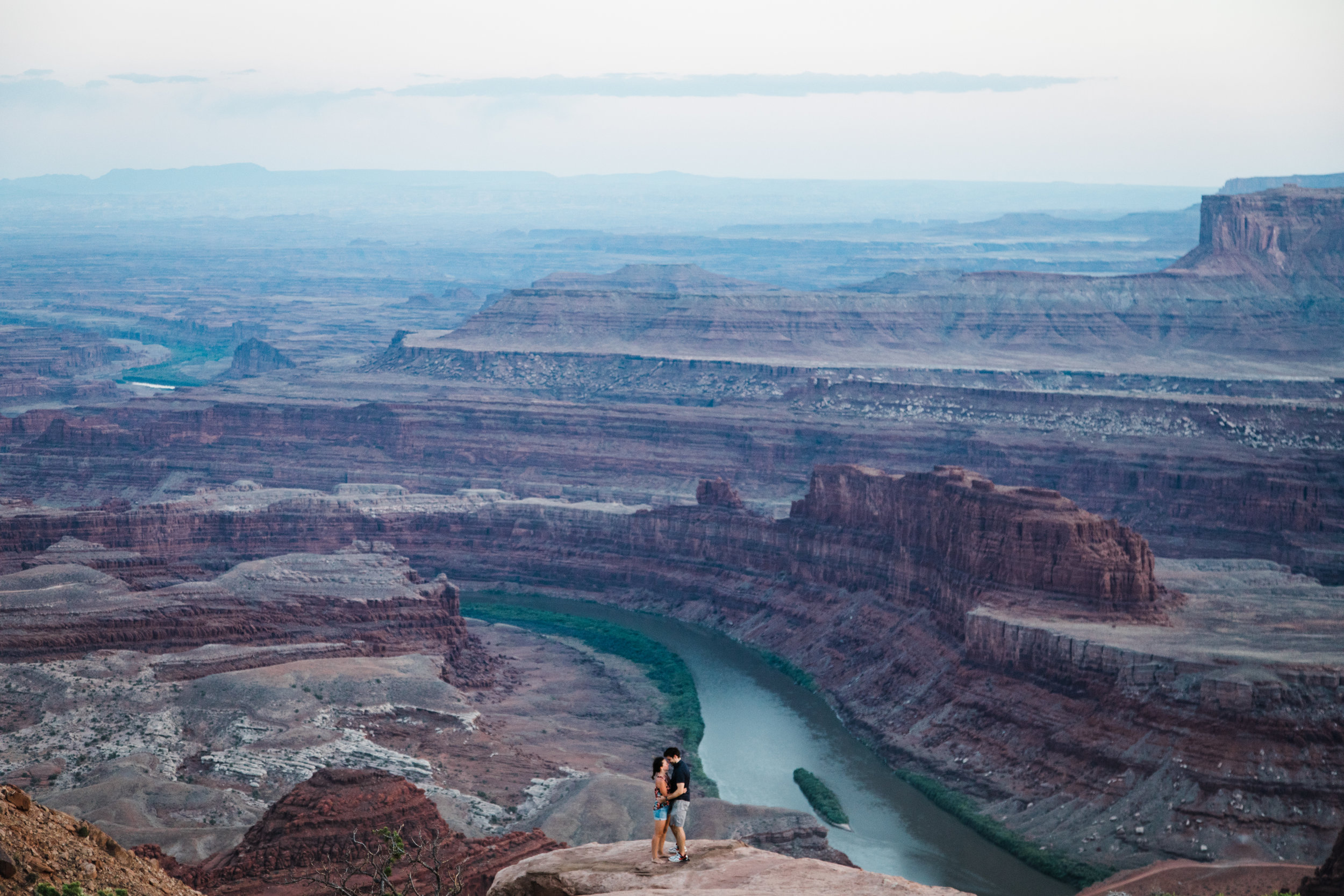 dead horse point proposal