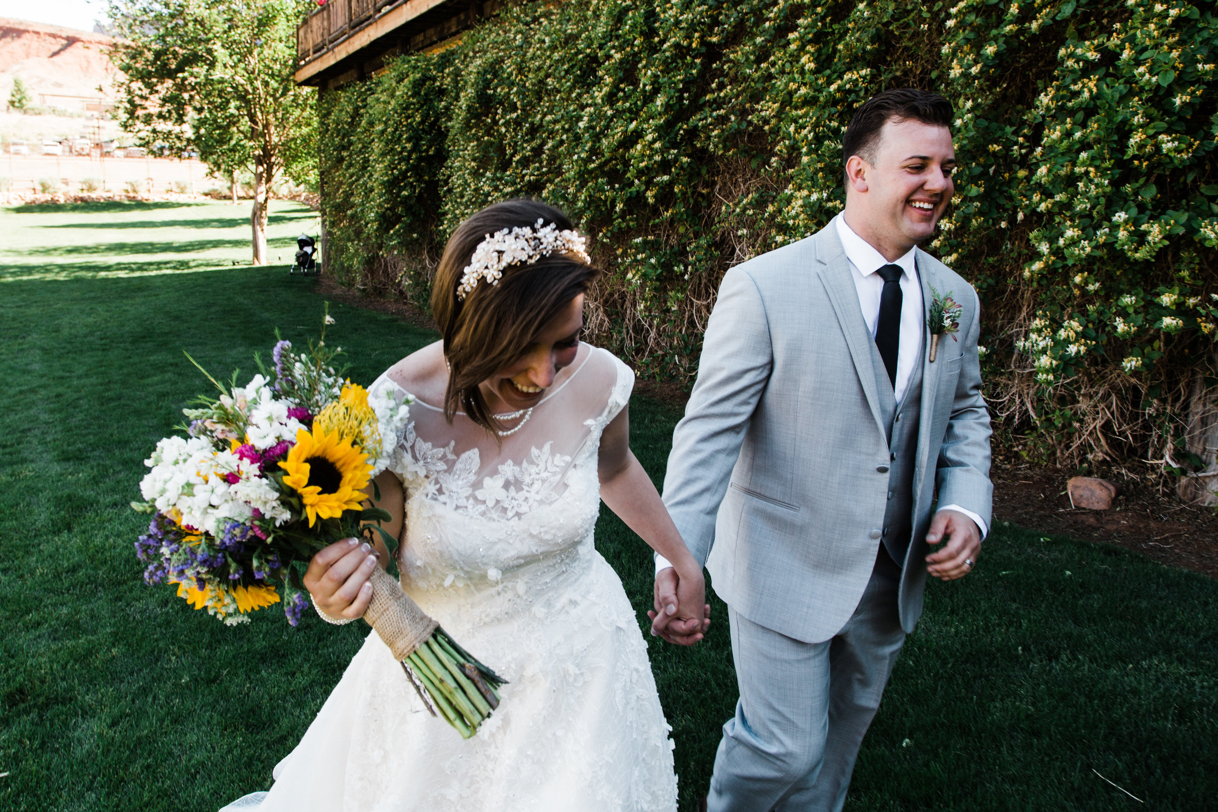 moab utah wedding