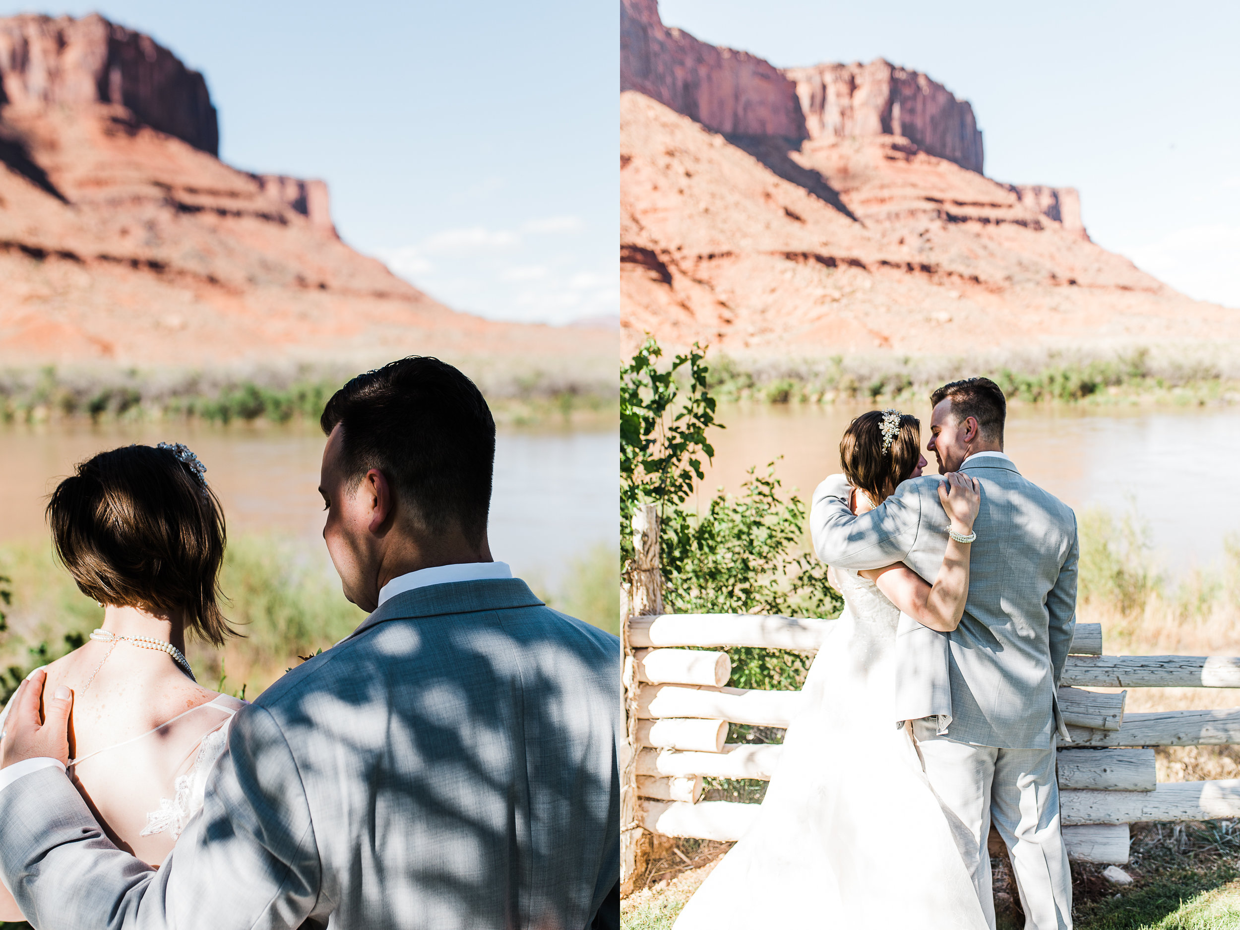 moab utah wedding