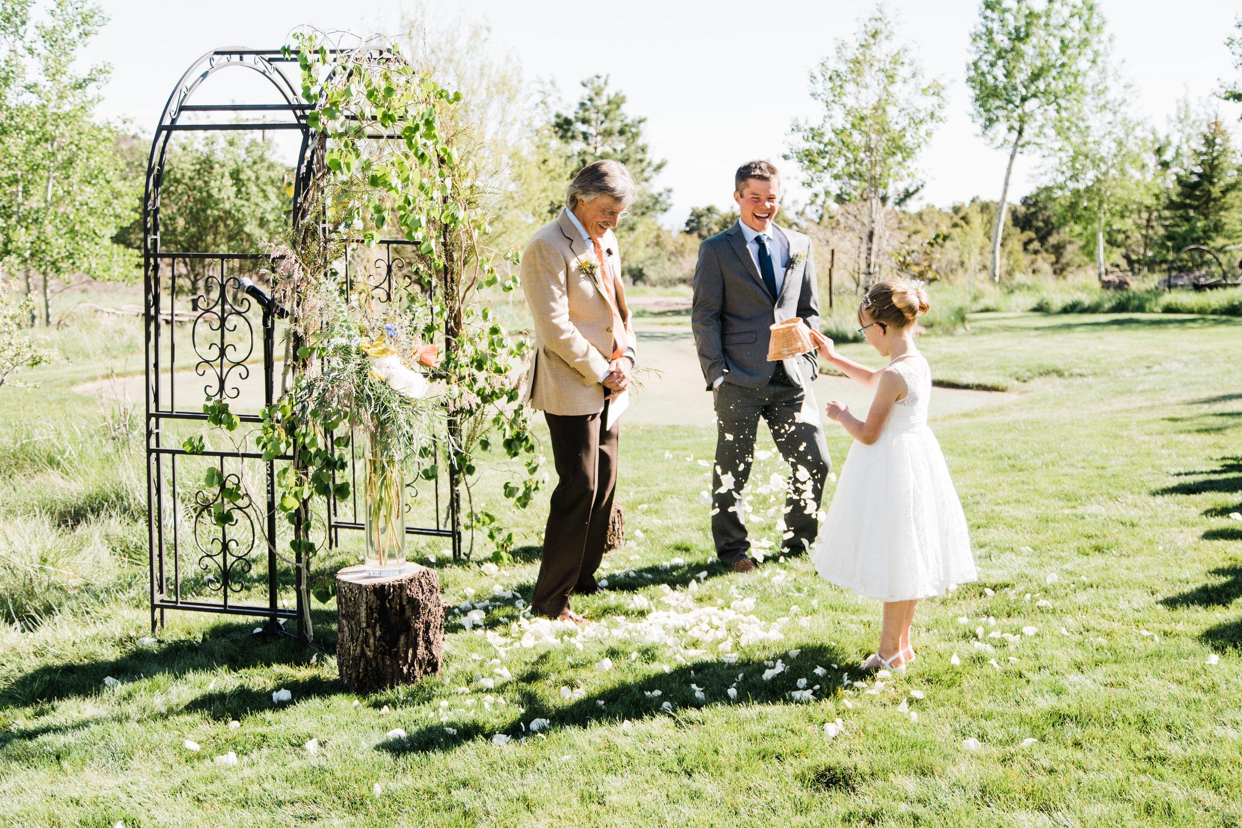 whispering oaks wedding