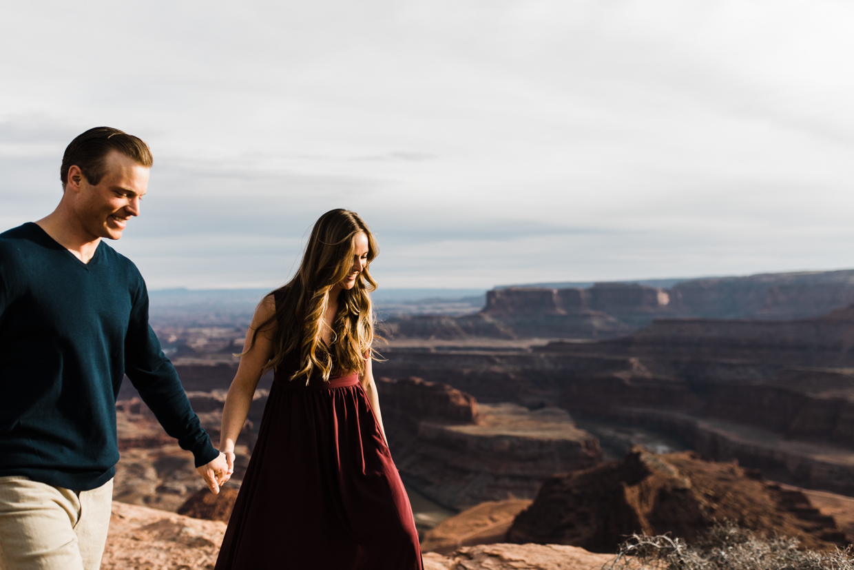 dead horse point wedding