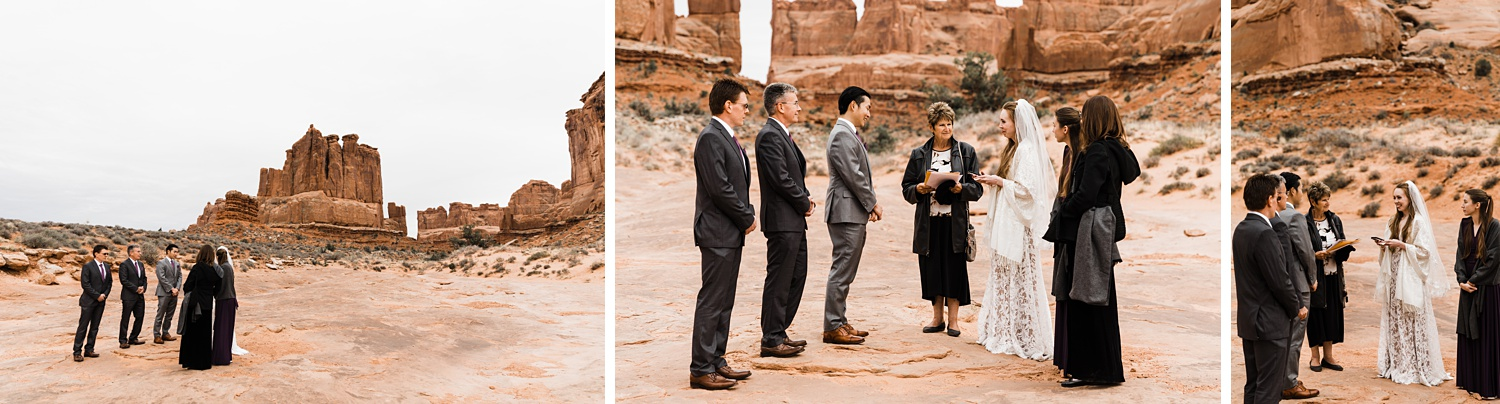 arches elopement photographer