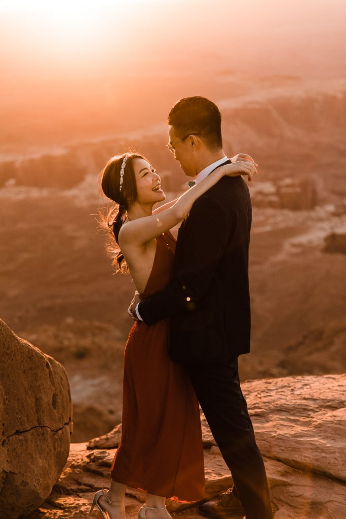 canyonlands wedding photographer