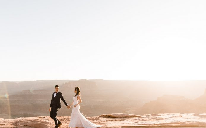 canyonlands wedding