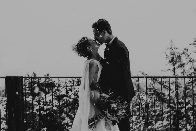 la sal mountain wedding