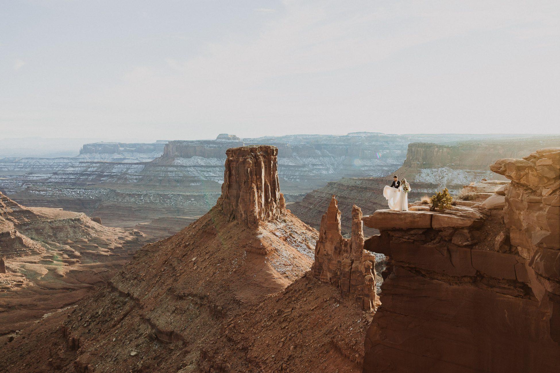 Moab Elopement