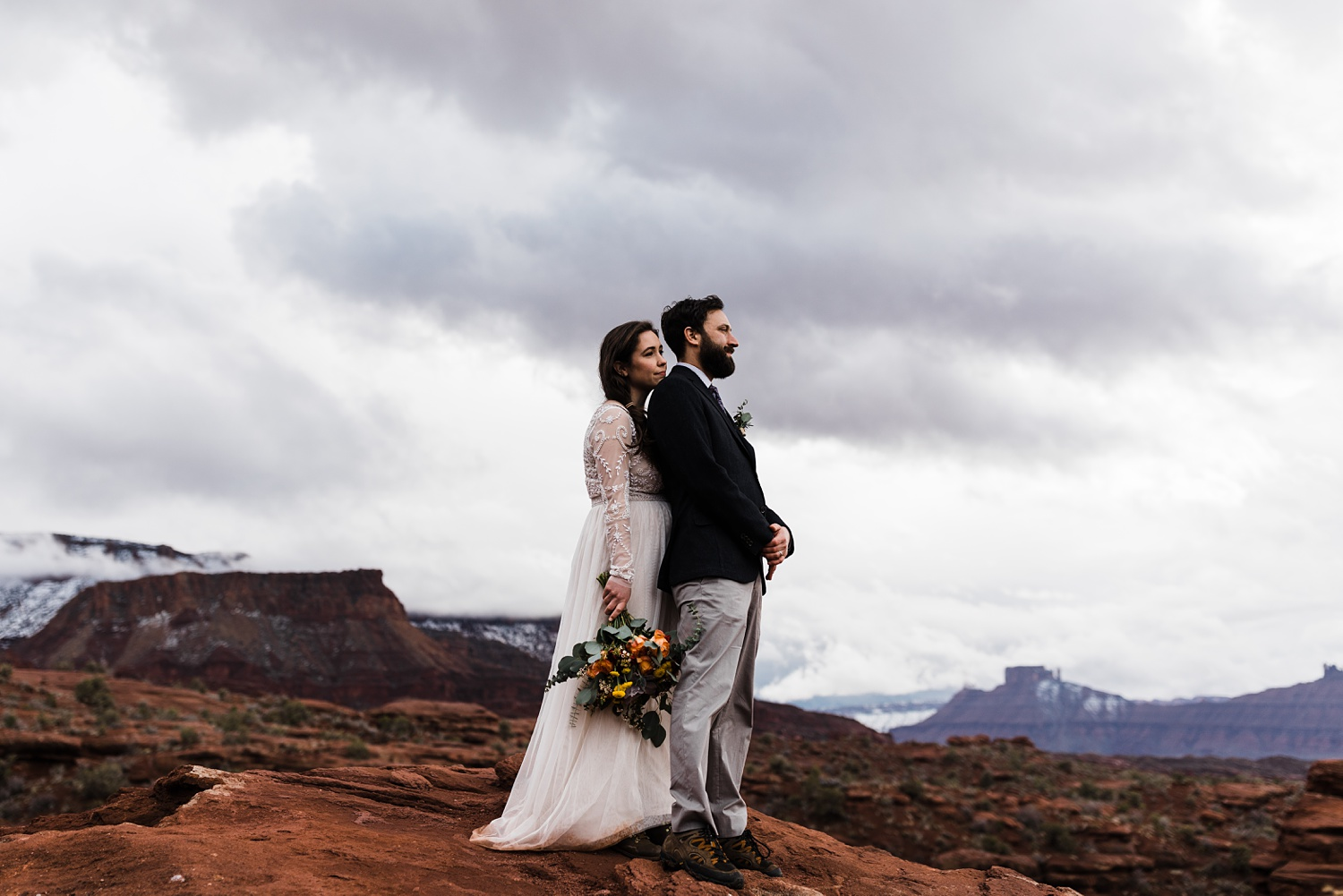 canyonlands elopement