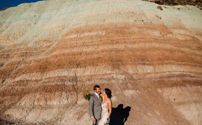 moab under canvas wedding