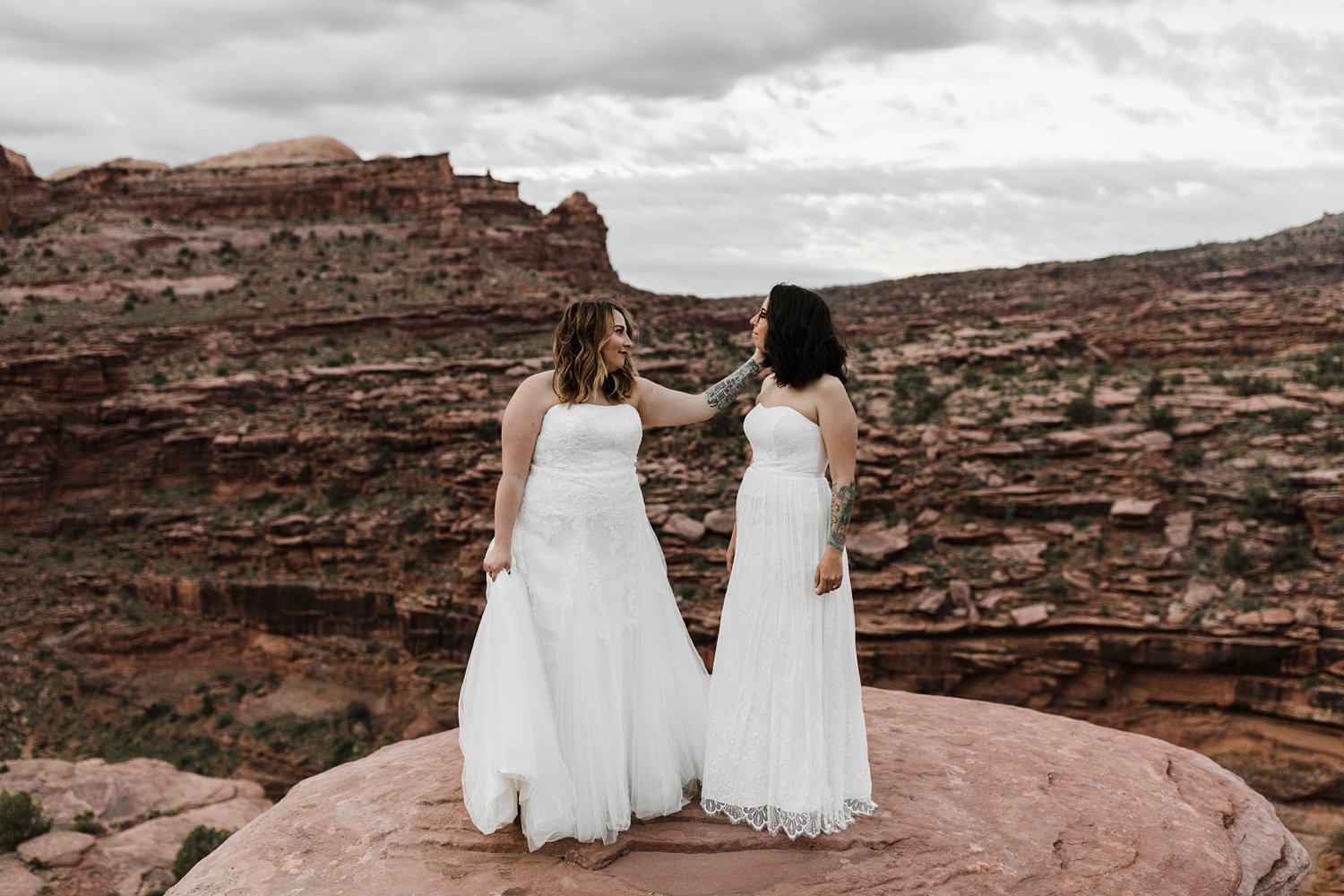 gay moab wedding