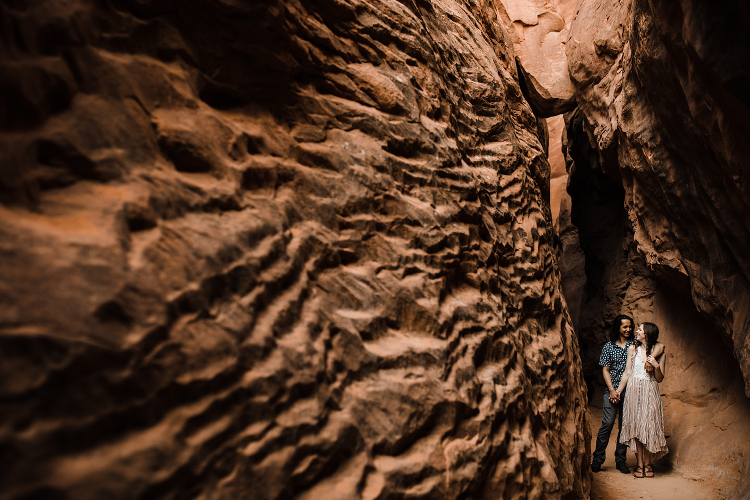 moab canyoneering engagements