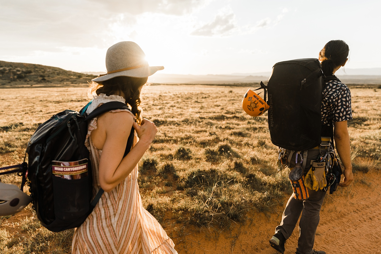 moab canyoneering engagements