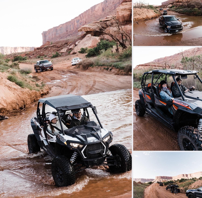 moab adventure elopement