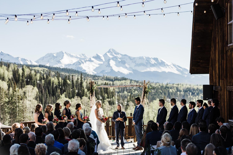 telluride wedding