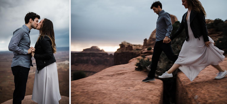 canyonlands engagement photographer