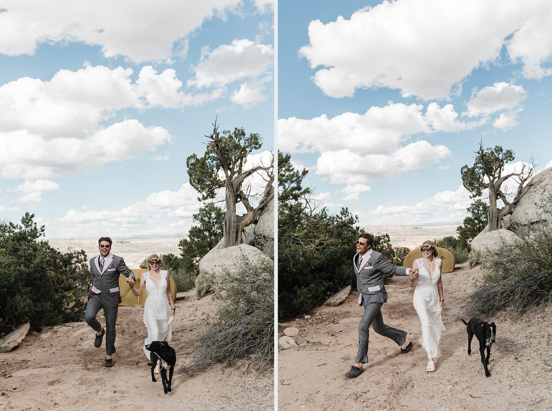 colorado adventure elopement