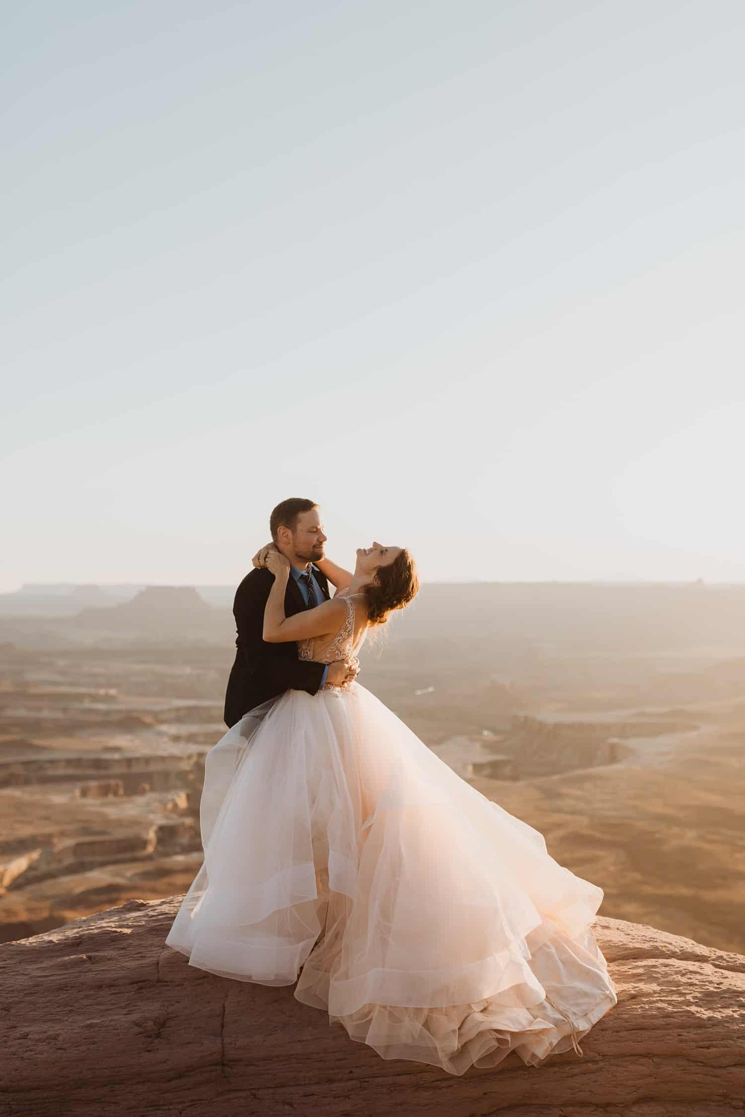 canyonlands elopement