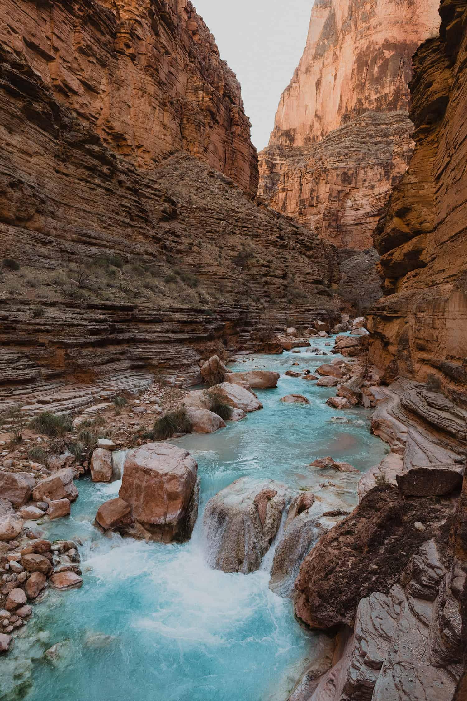 grand canyon boating