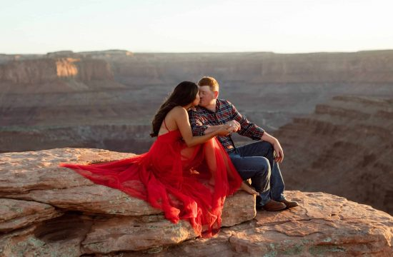 dead horse point engagement photos